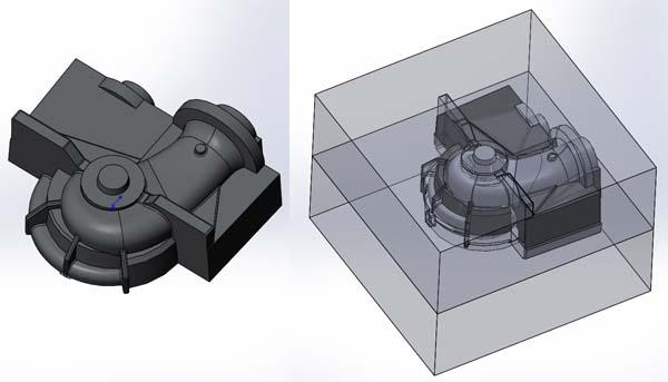Услуги проектирования модельной (литейной) оснастки